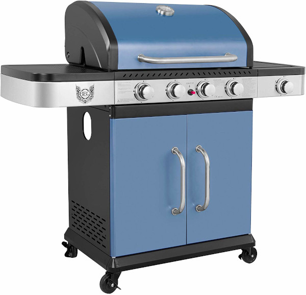BBQ Chied MAXXUS Color 4+1